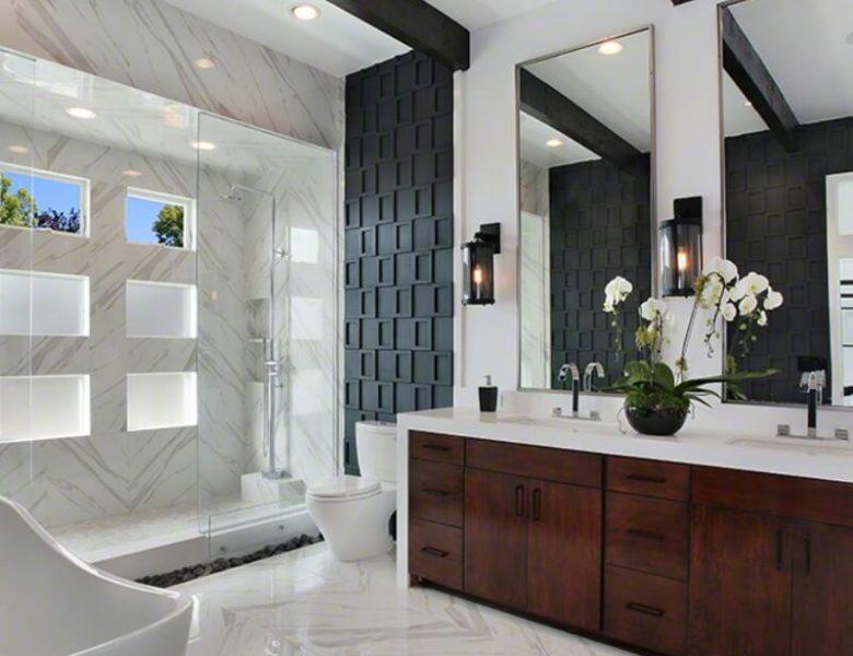 7 meilleures idées de carreaux de sol pour salles de bains