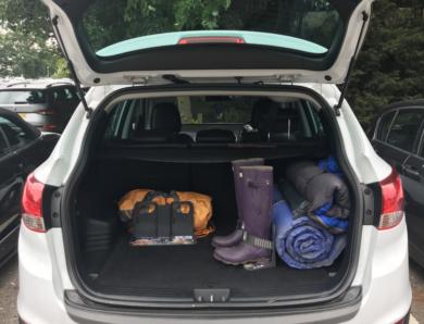 Gardez votre voiture bien organisée lors d'un voyage en voiture